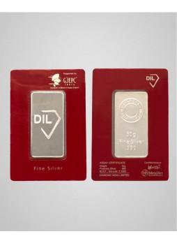 Silver Bar 50GM
