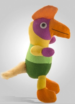 Soft Toy – Ammu[Hornbill]: The National Games Mascot [Limited Edition Product]